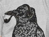 Mr. Crow T-Shirt Design by