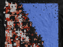 Densely populated T-Shirt Design by
