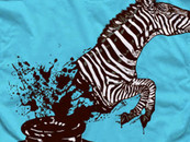 Jump Ink Zebra by opiku