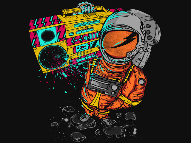 Let's Party in Space V.2