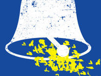 Bell Birds T-Shirt Design by