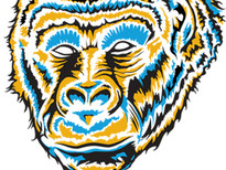 Ape T-Shirt Design by