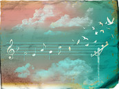 Music Gives Wings... by csrhuman