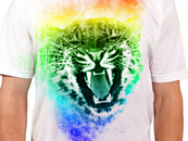 Cheetah Rainbow by camsaprana25