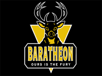 House Baratheon Team Logo by CrosbyC
