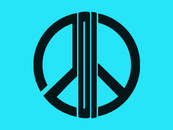 2013 peace logo by Sabareesh