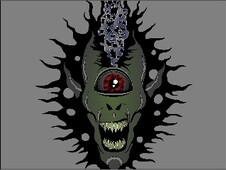Inner Demons T-Shirt Design by