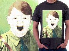 H_face T-Shirt Design by