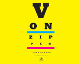 Von Zipper Eye Chart by Squashua
