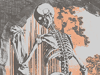 Death Paradise T-Shirt Design by