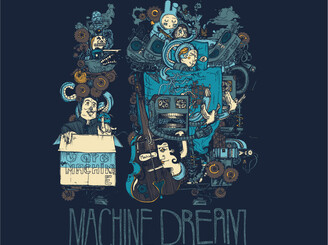 Machine Dream by Elia