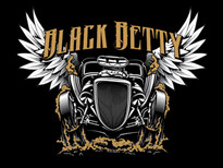 Black Betty T-Shirt Design by