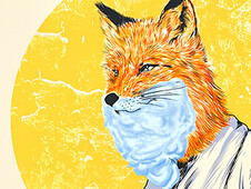 Gentlefox T-Shirt Design by
