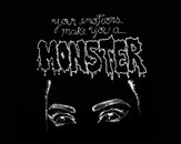 Your Emotions Make You A Monster by ThomasLacroix