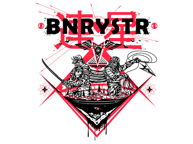 Divine Intervention X BNRYSTR