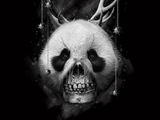 I KILL THIS PANDA T-Shirt Design by