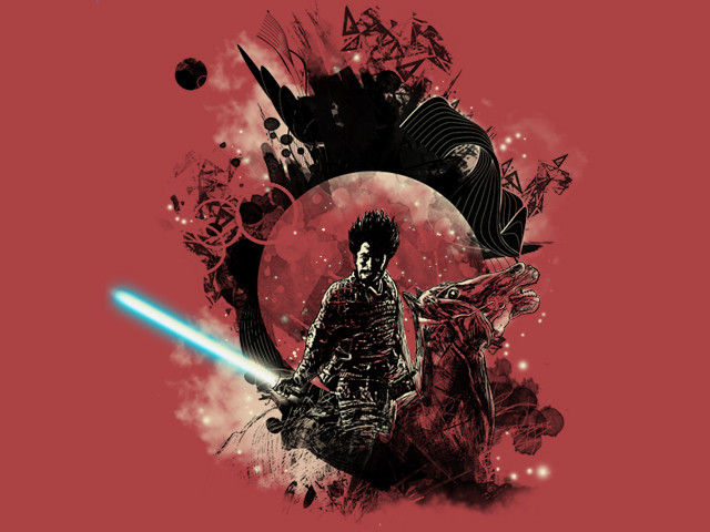 dark side of the samurai