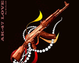 AK-47 Love by nobod3
