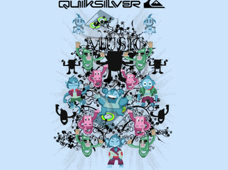 Music for quiksilver by daniachan