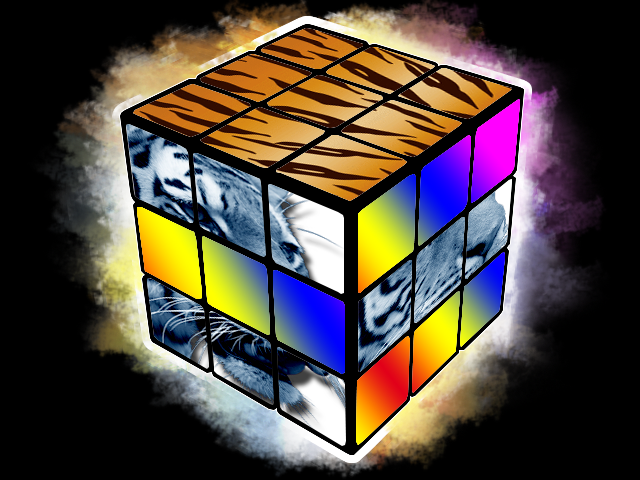 Cube of the Tiger