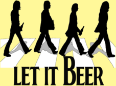 Let it Beer T-Shirt Design by