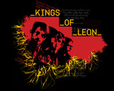 Kings Of Leon-the real rockers by archy
