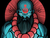 Electric Monk by DCW-