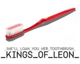 She'll Loan You Her Toothbrush by kikala
