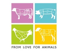 From love for animals T-Shirt Design by