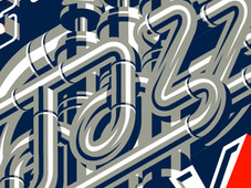 LET THE JAZZ PLAY ! T-Shirt Design by