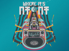 Where it's At At T-Shirt Design by