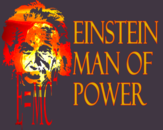 Einstein Man of Power by tat2ts
