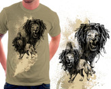 Lion of Judah by duba