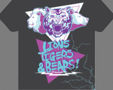 lions and tigers and bears! by stoner2008