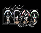 Gods of Thunder & Rock'N'Roll by vegap2