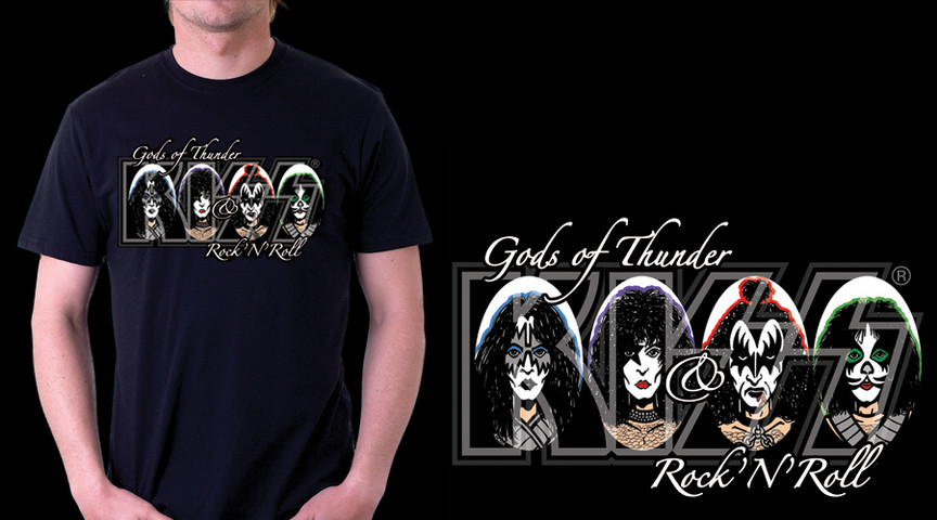Gods of Thunder & Rock'N'Roll
