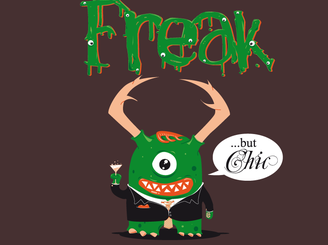 Freak ... But Chic ! by DarkChocolat