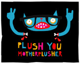 Plush You Motherplusher. by KmilaRodz
