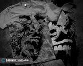 jadali wearing zombies never dies by ritzh