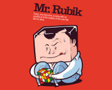 Mr Rubik by Kinkiking