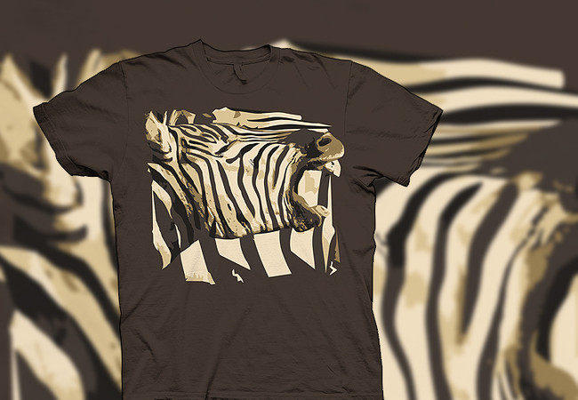 brown zebra
