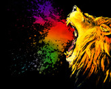 Panthera Spectrum by BrandoArt