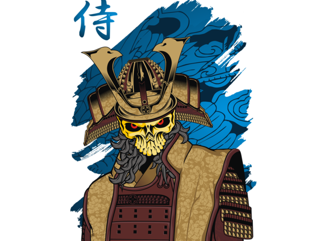 Samurai of the Dead