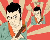 Rising Samurai by DrStein