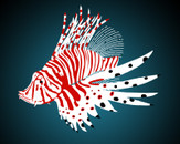 Lion Fish by vavazoom