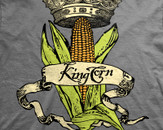 King Corn by D4N13L