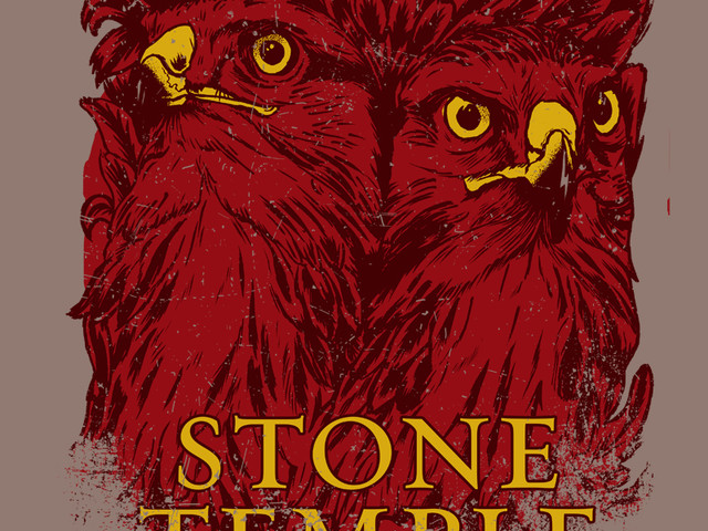 stone temple eagles