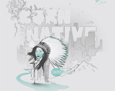 Born Native by Ellsswhere