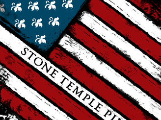 Stone Temple Pilots _denim by kaster