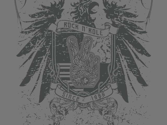 STP - Rock N' Roll Crest